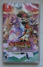 Shiren the Wanderer: The Tower of Fortune and the Dice of Fate - Nintendo Switch