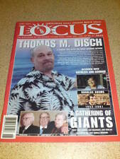 LOCUS (SCI-FI) - THOMAS M DISCH - June 2001 # 485