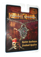 Captain Hector Barbossa Anhänger Kette Fluch der Karibik Pirat Master Replicas