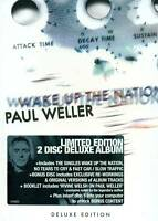 Paul Weller Wake Up The Nation Limited 2 CD'S New F65