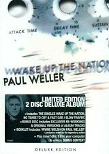 PAUL WELLER WAKE UP THE NATION LIMITÉ 2 CDS NEUF F65