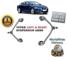 FOR JAGUAR XF 2007 > NEW LEFT & RIGHT SIDE FRONT UPPER SUSPENSION WISHBONE ARM