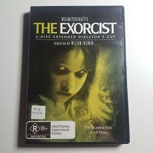 The Exorcist | DVD Movie | 1973 | Horror/Supernatural | Linda Blair | Pre-owned