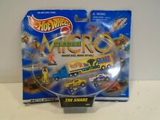 Hot Wheels Micro Planet The Snake