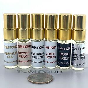 TOM FORD perfume OUD WOOD  $10 Each 3.4ml  Free Ship when buy 4+