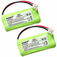 2-Pack Cordless Phone Battery for AT&T Lucent BT18433 BT28433 GP0947 Replacement