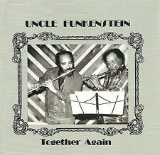 UNCLE FUNKENSTEIN - TOGETHER AGAIN (CD) JAZZMAN FUNK JAZZ HOLY GRAIL