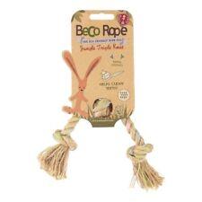 Beco Jungle Rope, Triple knots, Natural Hemp, S, Dog Toy