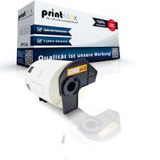 Label Etiketten Rolle für Brother PTouch-QL-500-BW DK1120 - Generation Pro Serie