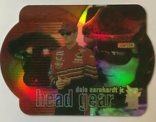 Dale Earnhardt, Jr. Laser Die-cut Head Gear 2000 Press Pass VIP Card HG4