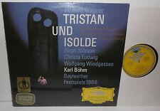 133 433 Wagner Tristan Und Isolde Opera Scenes Bayreuther 1966 Tulips