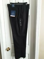 Croft & Barrow Men's No Iron Classic Stretch Khaki Dress Pants Size 36 x 30 NWT