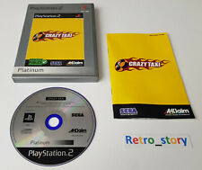 Sony Playstation PS2 - Crazi Taxi - PAL