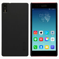 For Lenovo VIBE Shot /Z90 /Z90-7 Black Hard Case Shell Cover + Screen Protective