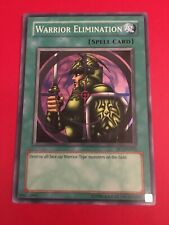 Yugioh Warrior Elimination Super Rare TP7-EN002