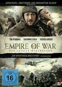 Empire of War - Der letzte Widerstand - Tim Robbins  DVD NEU OVP