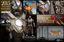 Hot Toys 1/6 Iron Man 3 TANK Mark 24 XXIV MMS303 Exclusive
