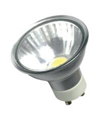 MILI LED Leuchtmittel Warmweiss 5W GU10 3000K  230V 350lm Silber
