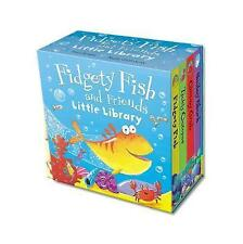 (Good)-Fidgety Fish and Friends - Little Library (Mini Libraries) (Hardcover)-Ga