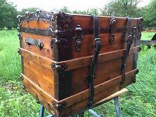 TRISKELE TRUNKS - Antique Trunk Restoration and Refurbishing