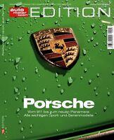 auto motor und sport Edition Porsche Vom 911 bis zum neuen Panamera Heft NEU