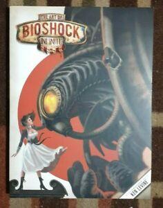 The Art Of Bioshock Infinite Art Book