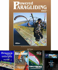 PPG Combo: PPG Bible, Risk, Tips, Security & Airspace: Powered Paragliding