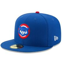 Chicago Cubs Hat New Era 59FIFTY Fitted 7 & 7-1/8 New (No Tags/Stickers)