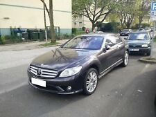 Mercedes-Benz CL 500 7G-TRONIC AMG Optik 2007 Keyless Go Distronic Nachtsicht ♛
