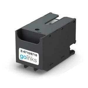 Caja de mantenimiento de tinta para Epson WorkForce Pro WF-4725DWF & WF-4730DWF