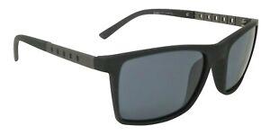 Bondi Soft Touch Sunglasses Polarised Grey Cat-3 UV400 Lenses