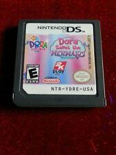 Nintendo DS Game: Dora Saves The Mermaids