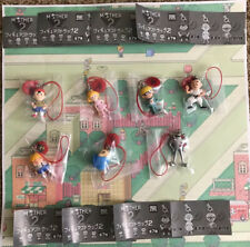 Nintendo Earthbound Figures Set Of 7 Takara Keychains Ness Star man Mother2