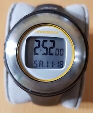 New Balance HRT digital unisex heart rate monitor watch new battery