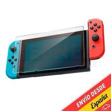 Cristal TEMPLADO para Nintendo SWITCH - protector pantalla - tempered glass