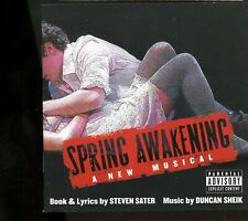 Spring Awakening / Musical Cast Recording Soundtrack
