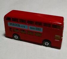 Lesney Matchbox.Superfast Diamler Bus 74  the Baron of Beef