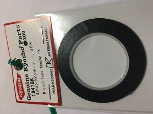 KYOSHO MICRON TAPE - (BLACK) 1mm WIDE X 5m LONG - 1841BK