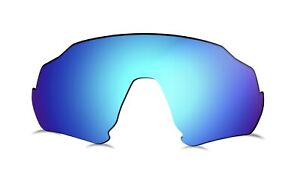 Polarized Replacement Lenses for Oakley Flight Jacket OO9401 Sunglass - MultiOpt