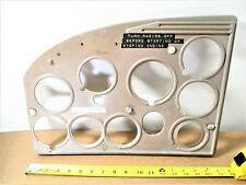 Aircraft Part Instrument Panel Cover L/H