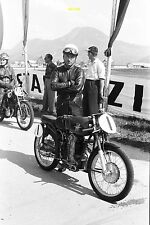 MOTOGP  LOTTES KARL D MV AGUSTA 125ccm 1955 Originalfotos aus dem Labor