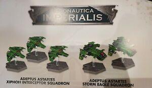 Aeronautica Imperialis  Wrath of Angels Adeptus Astartes Half