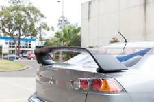 EVO X Style ABS 3PCS Trunk Spoiler For MY07-18 Mitsubishi CJ Lancer (UNPAINTED)