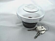 Harley Davidson bar & Shield B&S Fuel Tank Cap Lockable Fuel Cap 61100129