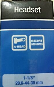 XLC A-HEAD HEADSET PLUG 22-23mm DESIGNED FOR CARBON FORKS REUSABLE