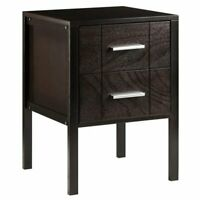 Nightstand Drawer Bed Side End Table Lamp Stand Modern Wooden Bedroom Furniture