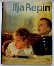 Ilya Repin Painting Graphic Arts Leipzig 1981 Ilja Repin Malerei Graphik German