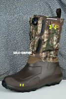 Under Armour UA Ridge Reaper Pac 1200 1261932-946 Camo Hunting Boots Brown Green