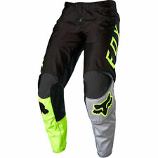 Fox 2020 180 Lovl Motorcycle Pants Black/Yellow All Sizes
