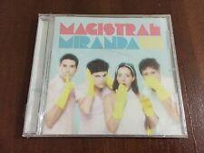 MAGISTRAL MIRANDA - CD 10 TRACKS - 2011 - NEW SEALED NUEVO EMBALADO WARNER MUSIC